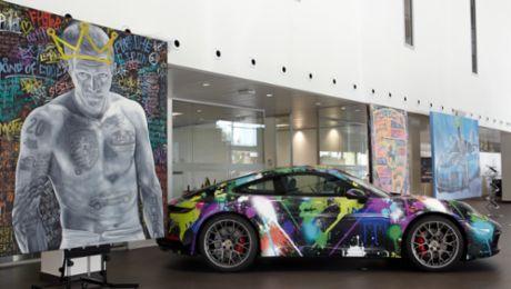 Mäkelísmos, la nueva exposición itinerante de Porsche