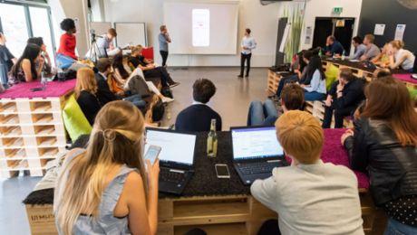 Digitalisierung: Porsche vertieft Zusammenarbeit mit Hochschulen