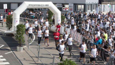 6-Stunden-Lauf: Porsche spendet 185.000 Euro