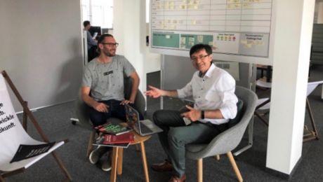 Data-driven development: Why Porsche engineers turn to Big Data