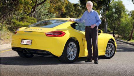 Erster Porsche mit 85 Jahren
