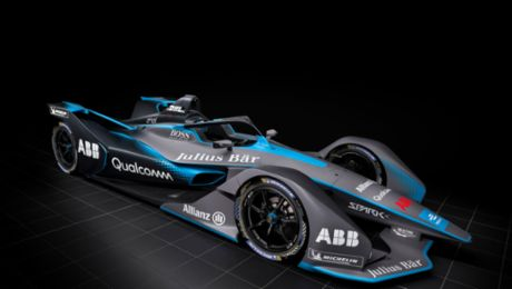 Now official: Porsche's entry into Formula E