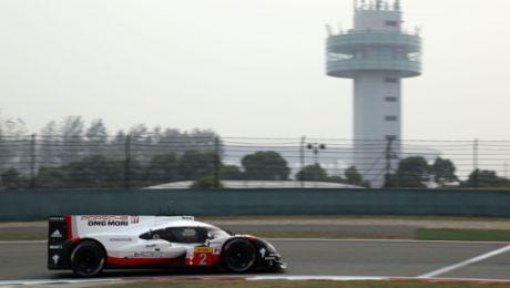 Porsche focusing on title battle