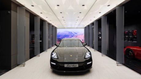Porsche Studio in Beirut eröffnet