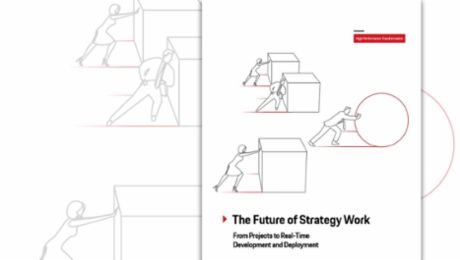 The Future of Strategy Work
