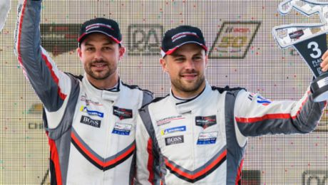 IMSA: Porsche GT Team defends championship lead with podium result