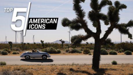 Erfolgreiche Fernbeziehung: Porsche und die USA