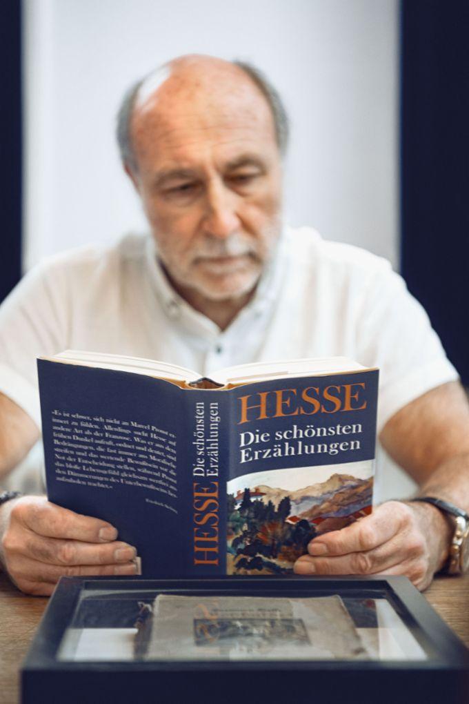 Lehrer und Hesse-Kenner