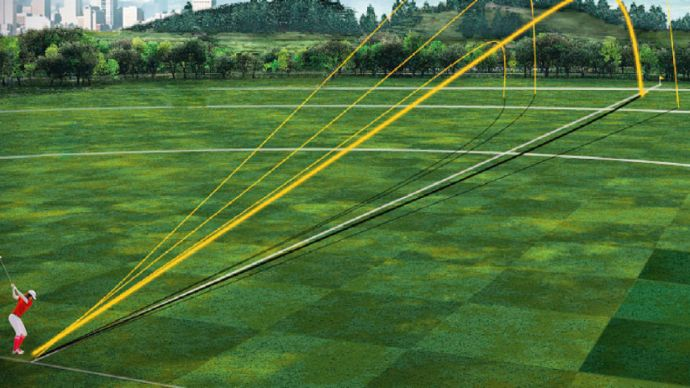 Golf : Précision