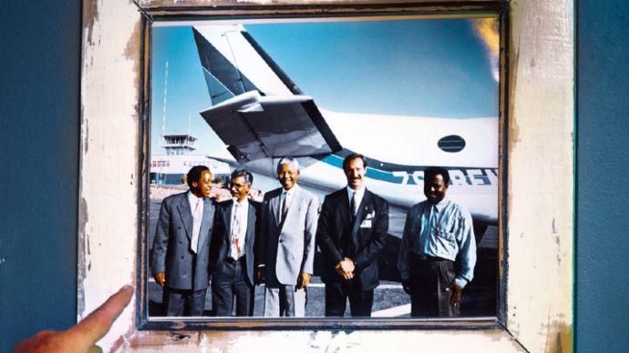 政治家御用達のパイロット(1993 年):