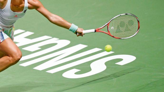 Tenis: Técnica
