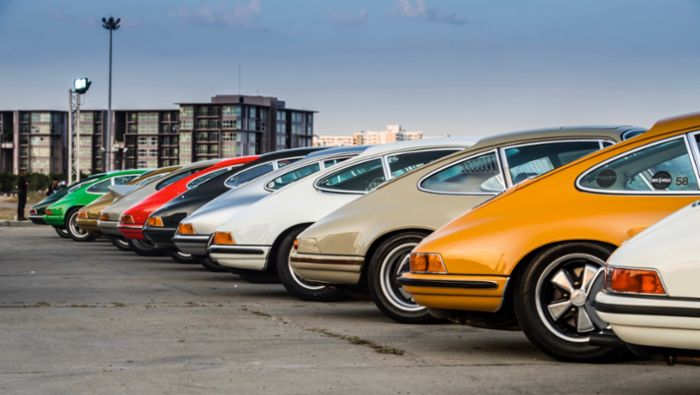 porsche feiert 70 jahre sportwagen beim sportscar together day. Black Bedroom Furniture Sets. Home Design Ideas