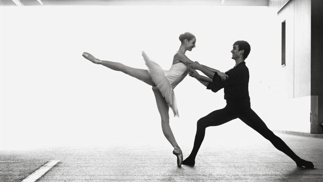 Alicia Garcia Torronteras, Marti Fernández Paixà, l-r, Stuttgarter Ballett, 2017, Porsche AG