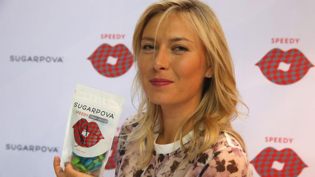 Maria Sharapova, Porsche-Markenbotschafterin, 2015, Porsche AG