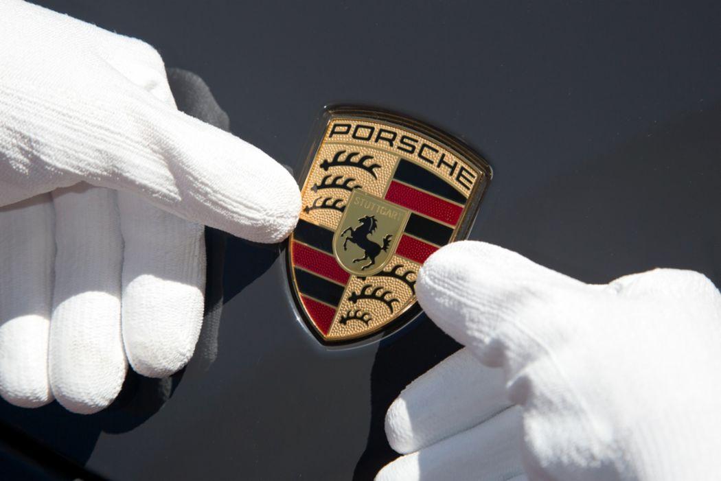 Wappen, 2014, Porsche AG