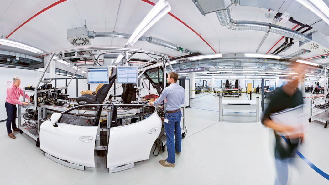 Weissach, 2014, Porsche AG