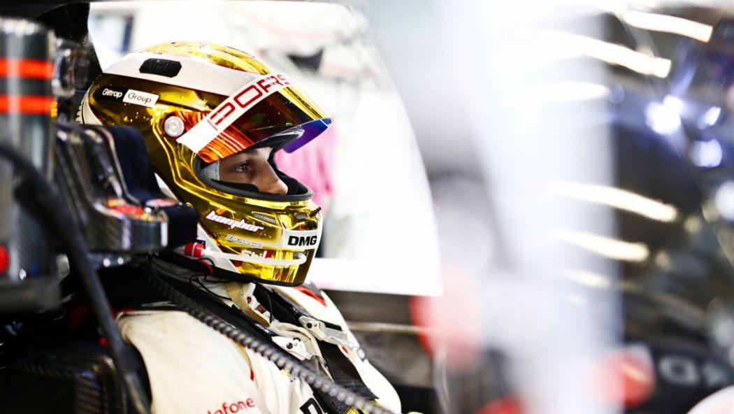 Earl Bamber, Werksfahrer, WEC, 2015, Porsche AG