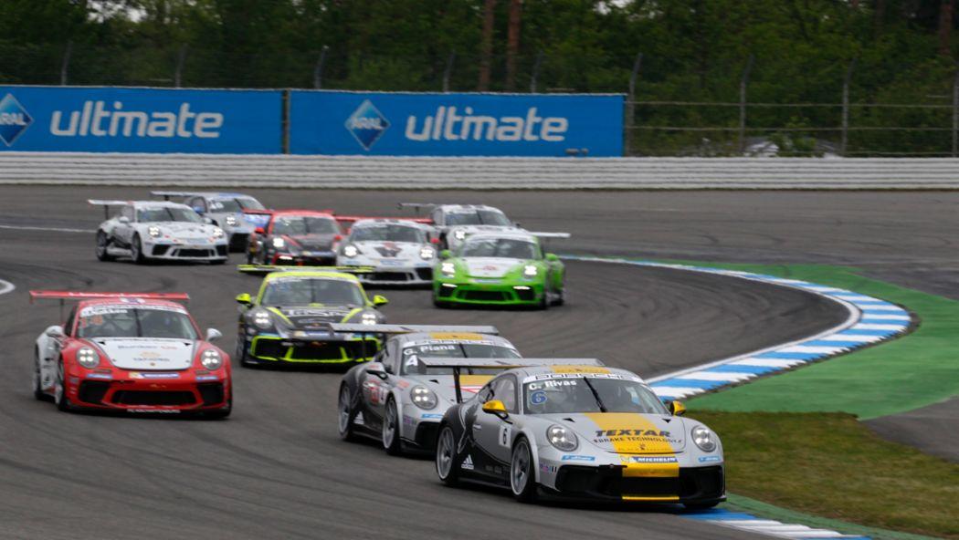 Porsche Carrera Cup Deutschland, Hockenheimring, 2017, Porsche AG