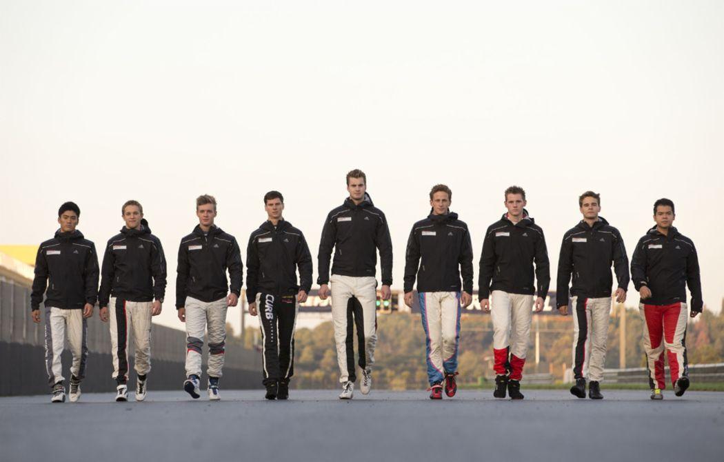 Porsche International Cup Scholarship, Valencia, 2014, Porsche AG