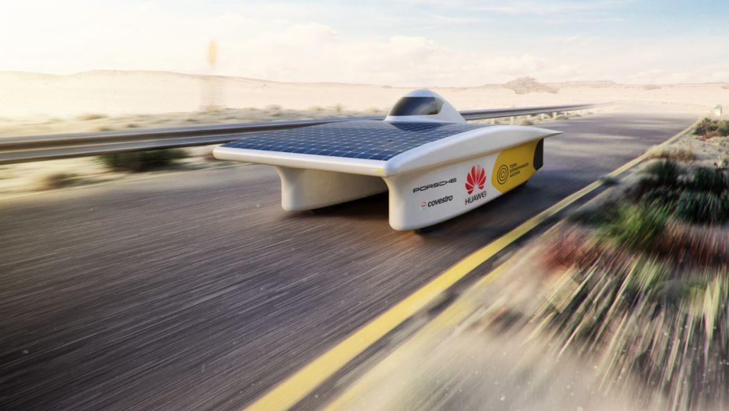 Solar-Rennwagen, Team Sonnenwagen der RWTH Aachen, 2017, Porsche AG