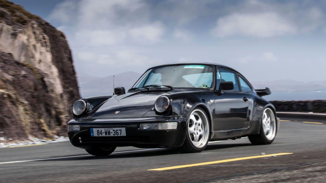 3.2 Turbo-bodied Carrera, Ireland, 2018, Porsche AG