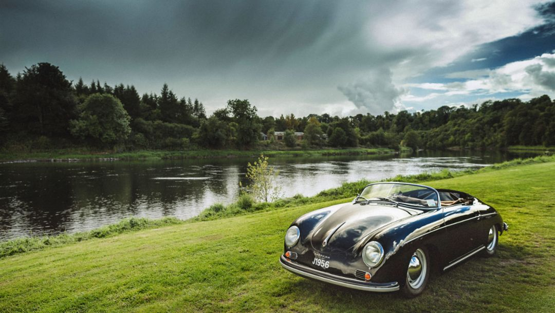 Porsche 356 Speedster, Scotland, 2016, Porsche AG