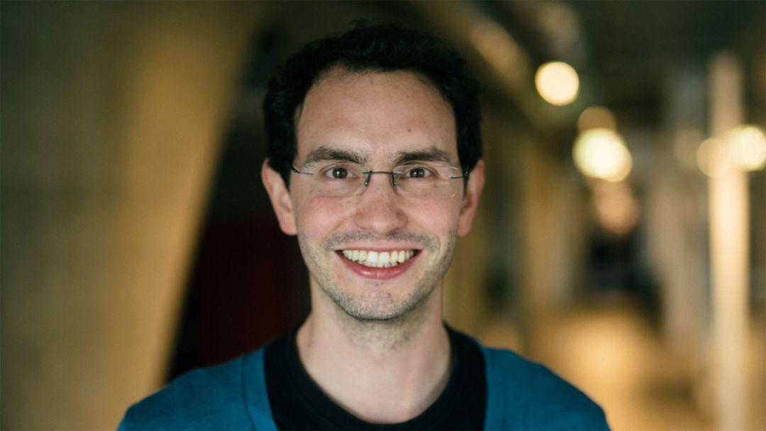 Visionen für die Zukunft: Hallo, ich bin Claudio!