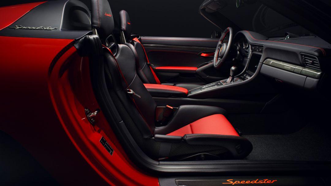 911 Speedster 概念车