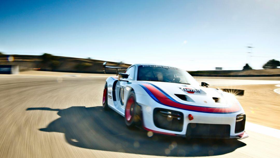 Porsche 935, Rennsport Reunion VI, WeatherTech Raceway Laguna Seca, California, 2018, Porsche AG