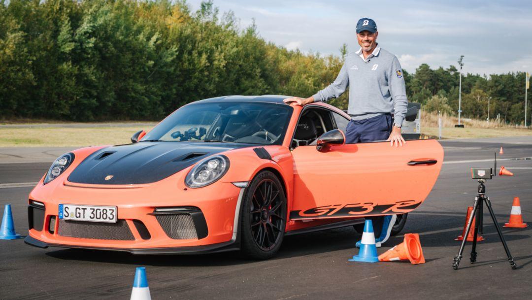 Porsche European Open: Matt Kuchar revving up