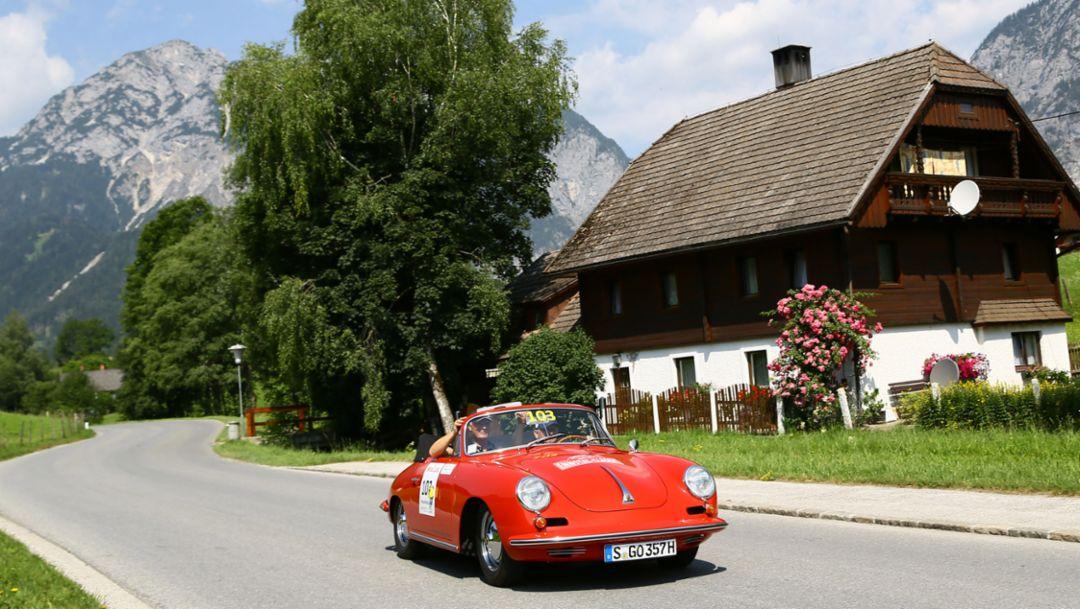 Ennstal Classic, Tauernregion, 2016, Porsche AG