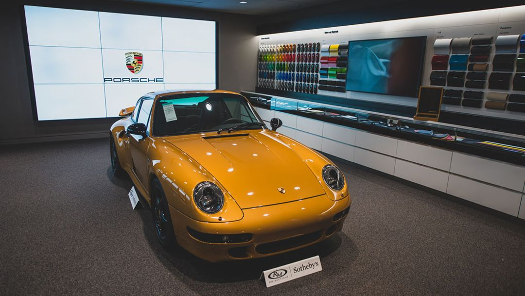 Classic Project Gold, RM Sotheby's – The Porsche 70th Anniversary Auction 2018, 2018, Porsche AG