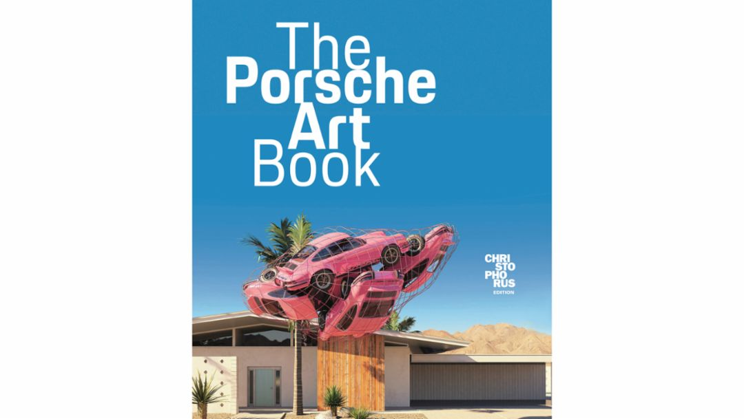 The Porsche Art Book, 2018, Porsche AG