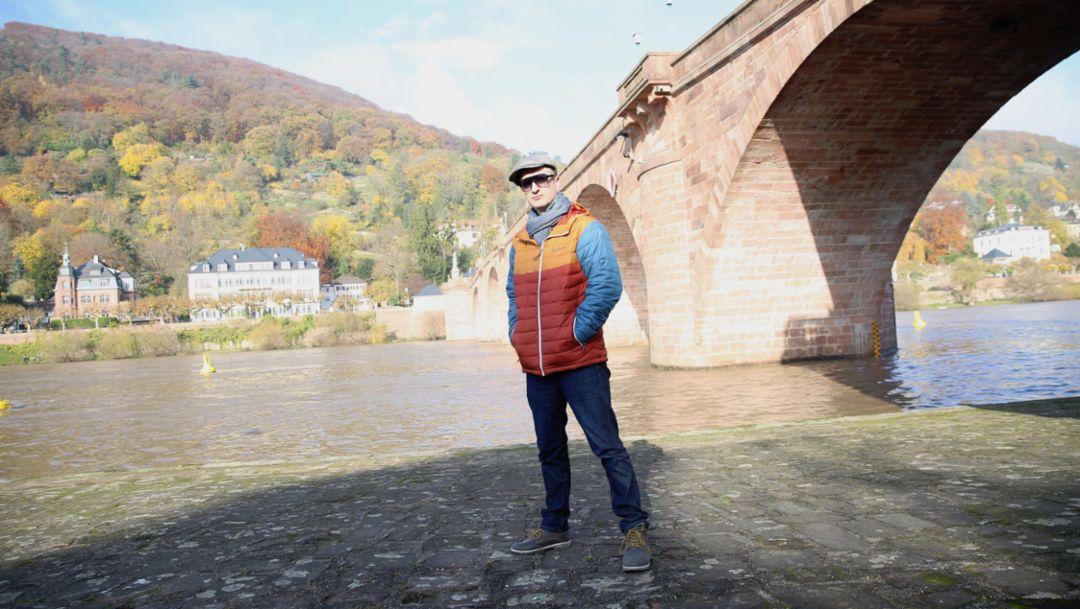 Toni-L, Back to Tape, Heidelberg, 2017, Porsche AG