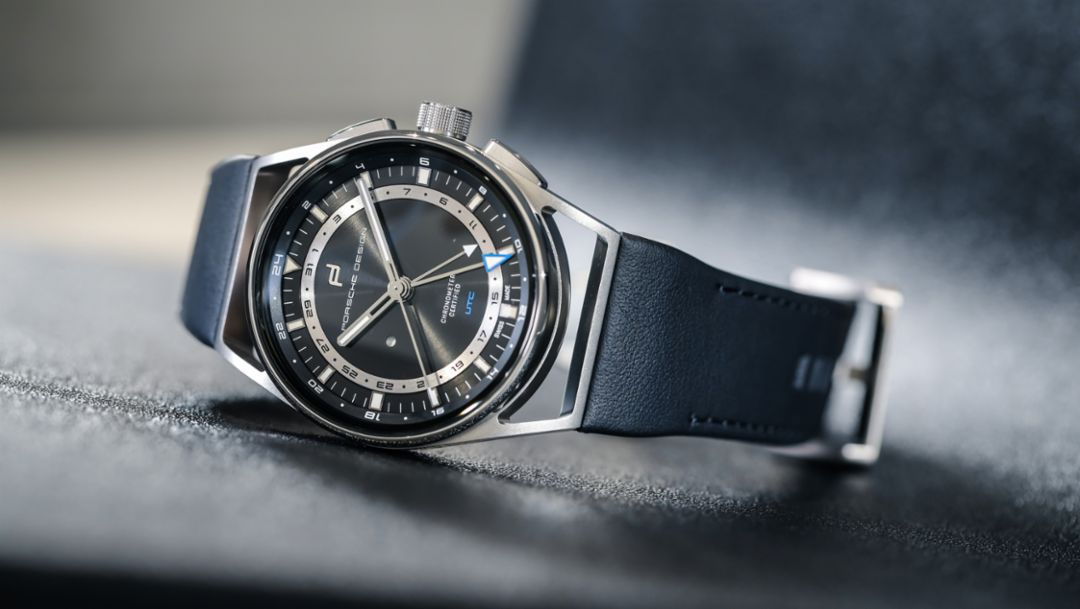Porsche Design Launches Innovative World-time Watch