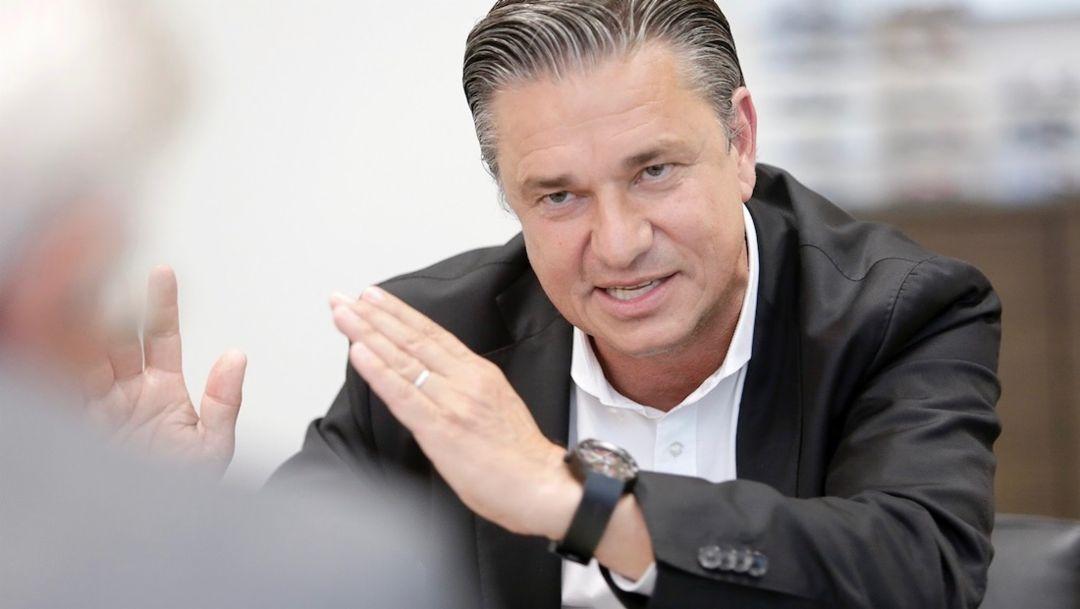 Лутц Мешке, Германия, 2018, Porsche AG