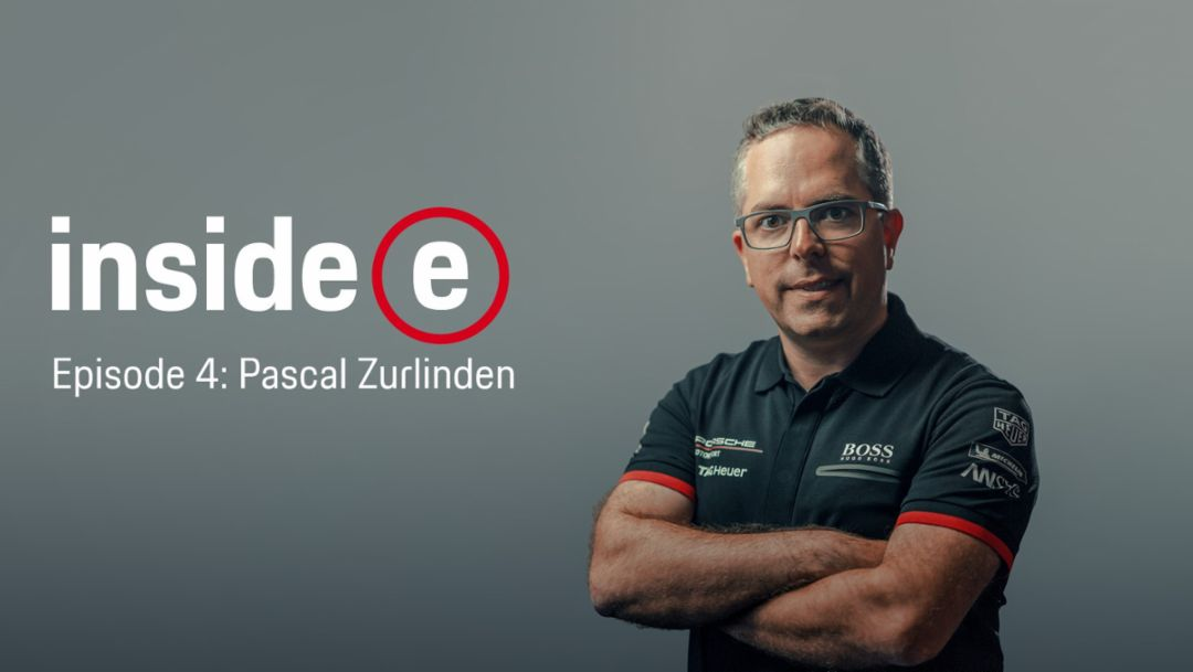 Pascal Zurlinden on the tradition and future of motorsport