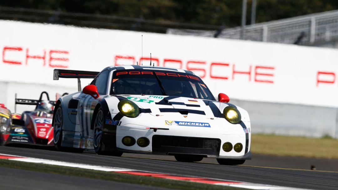 911 RSR, Fuji, 2015, Porsche AG