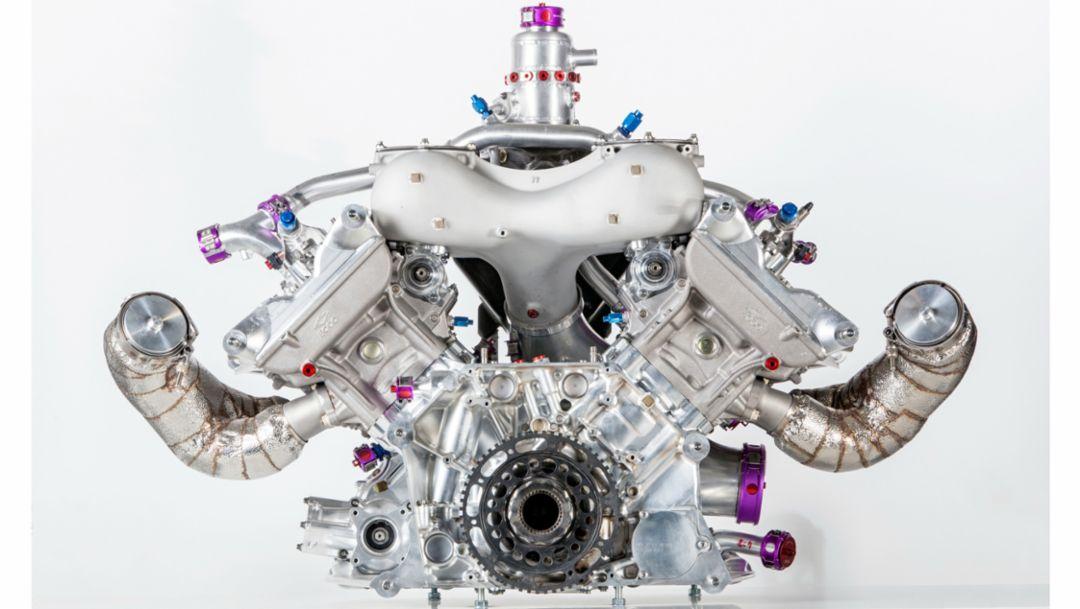 Motor Porsche 919 Hybrid, 2015, Porsche AG