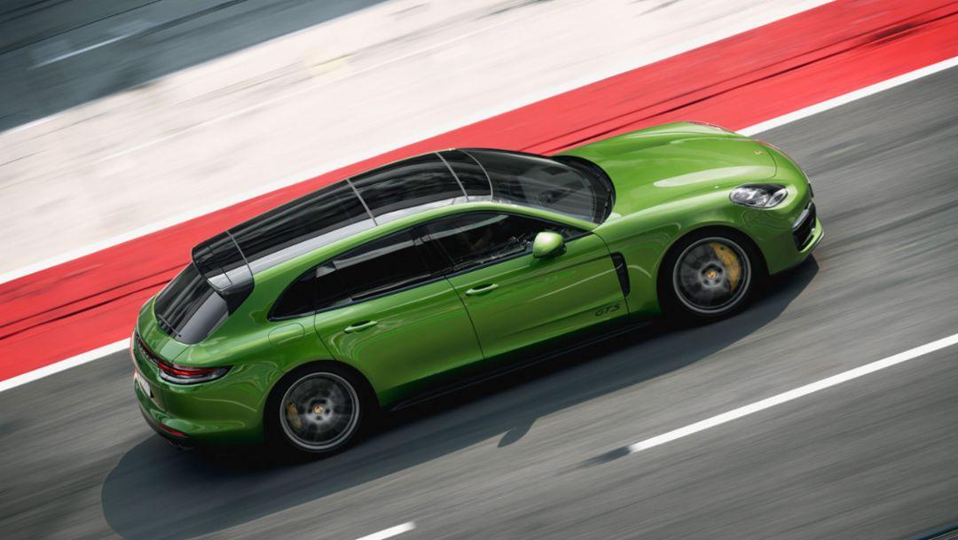 Panamera GTS Sport Turismo, 2018, Porsche AG