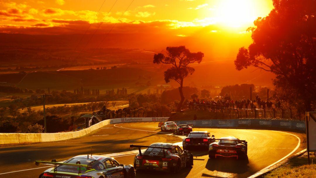 Intercontinental GT Challenge, Bathurst, 2018, Porsche AG