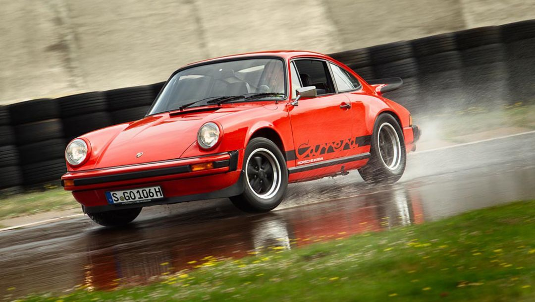 Porsche classic cars, 2014, Porsche AG
