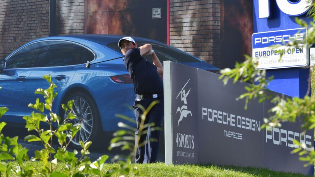 Alexander Levy, Porsche European Open, Bad Griesbach, 2016, Porsche AG