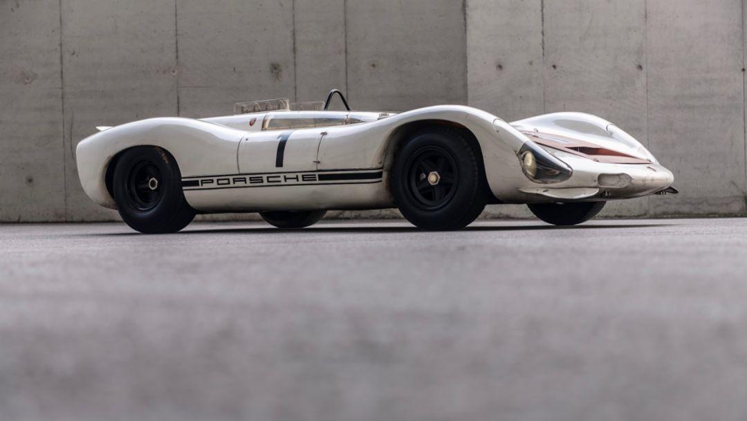 Das Porsche Museum auf der diesjährigen Retro Classics