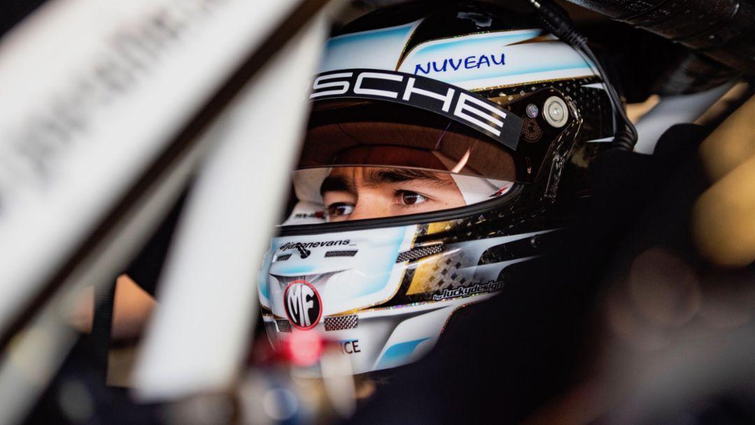 Jaxon Evans, Porsche Mobil 1 Supercup, 2019, Porsche AG