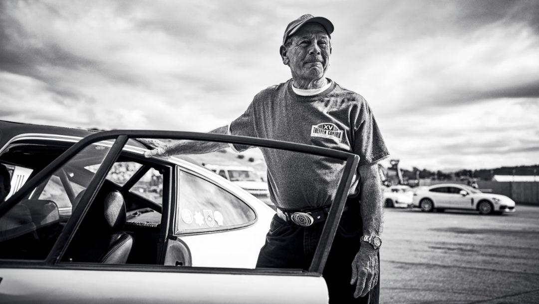 Rick Spinali, 2019, Porsche AG