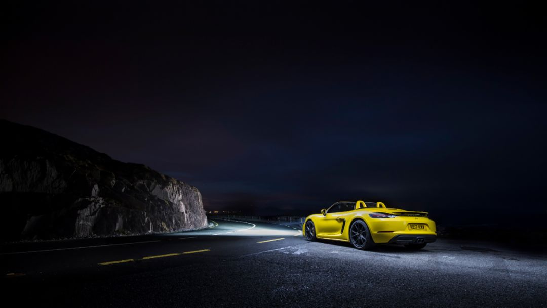 718 Boxster S, Ring of Kerry, 2018, Porsche AG
