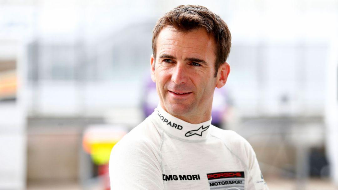 Romain Dumas, Porsche Werksfahrer, 2018, Porsche AG