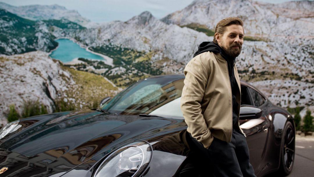 Porsche kooperiert mit Klaas Heufer-Umlauf