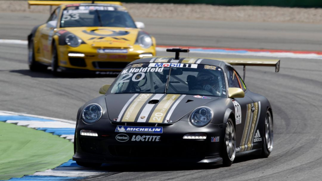 911 Gt3 Cup, year of construction 2011, Porsche AG